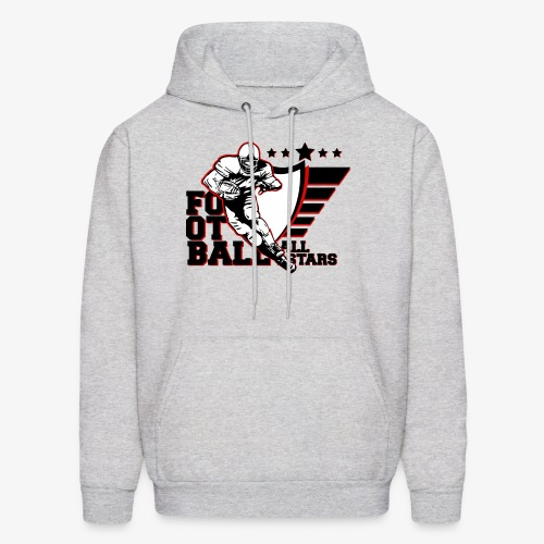 Football All Stars - Men's Hoodie