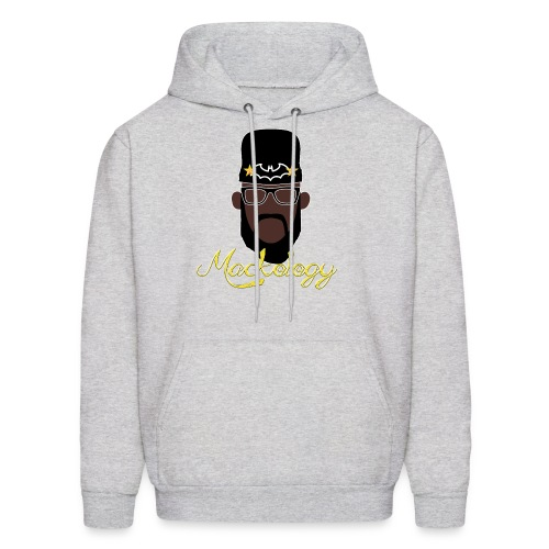 Mackology Face with name - Men's Hoodie