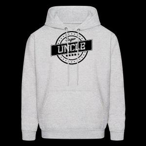 Super uncle - Men's Hoodie