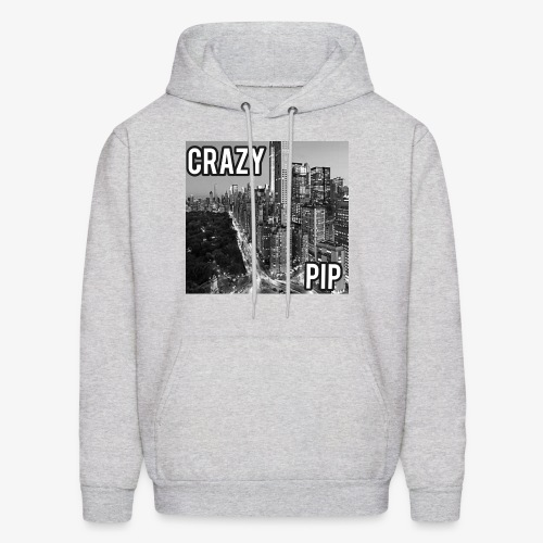 Crazypip in New York hoodie - Men's Hoodie