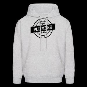 Super Plumber - Men's Hoodie