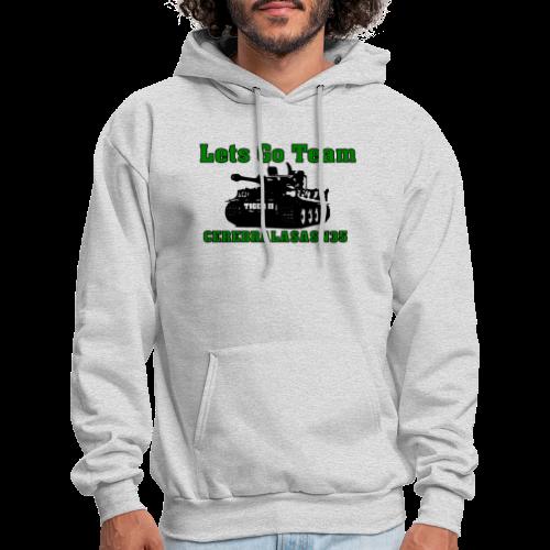 LETS GO TEAM - Men's Hoodie