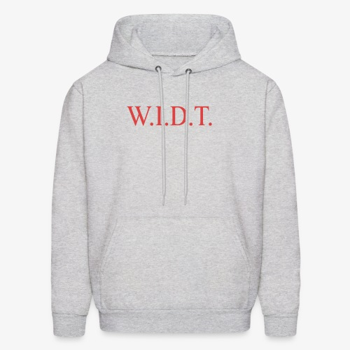 WIDT - Men's Hoodie