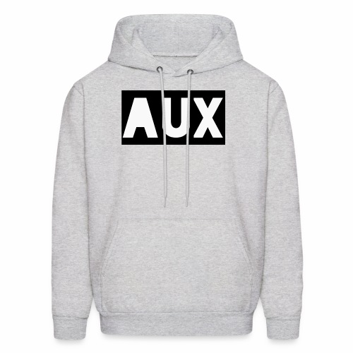 Classic black and white Aux merch - Men's Hoodie