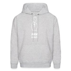 AAM SCOUTS - THE OATH - Men's Hoodie