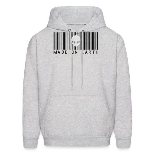 MADE ON EARTH - Men's Hoodie