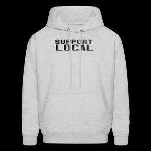SUPPORT LOCAL - Men's Hoodie