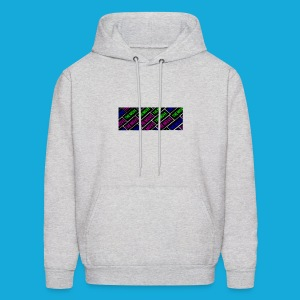 The Move logo box silhouette - Men's Hoodie