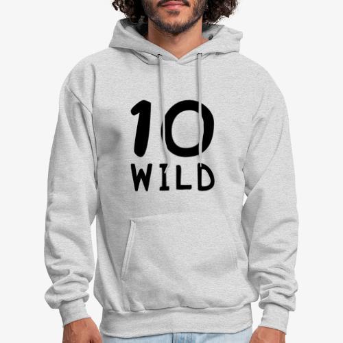 10 Wild - Men's Hoodie