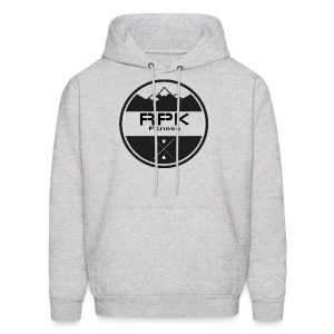 RPK Fit White - Men's Hoodie