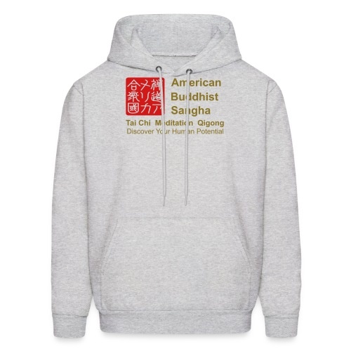 American Buddhist Sangha / Zen Do USA - Men's Hoodie