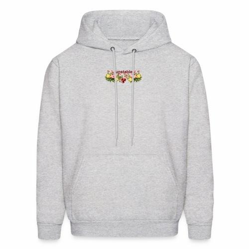 Unstable logo - Men's Hoodie