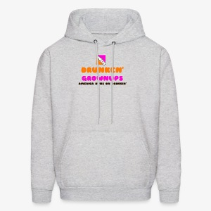 DRUNKEN GROWNUPS - Men's Hoodie