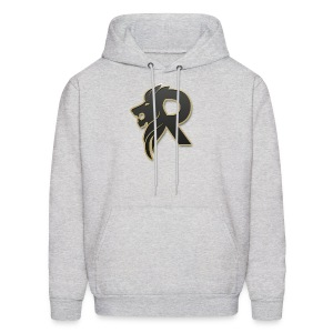 rubzys Merch logo - Men's Hoodie