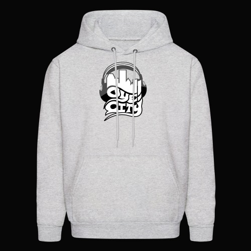 Whiteout Oye City - Men's Hoodie