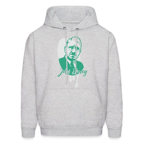 John Dewey - Molleton à capuche pour hommes