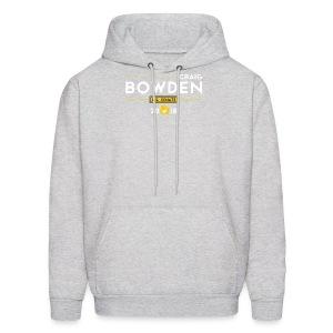 Craig Bowden - US Senate - Men's Hoodie