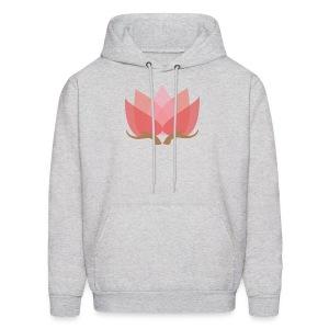 Lotus - Men's Hoodie