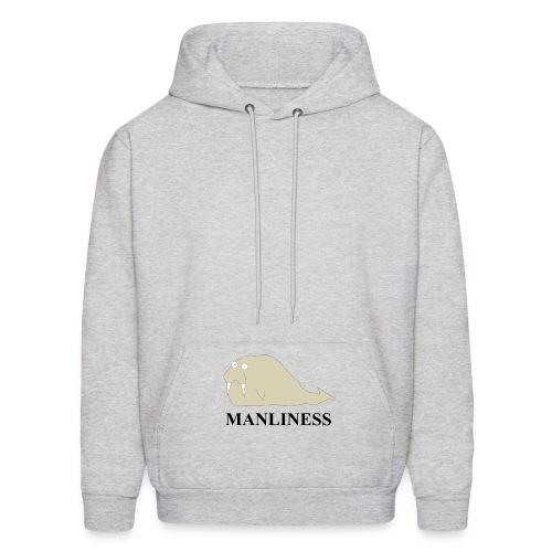 Manliness - Men's Hoodie