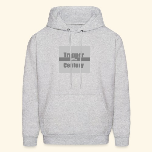 Trapper of the century original design syranical - Men's Hoodie