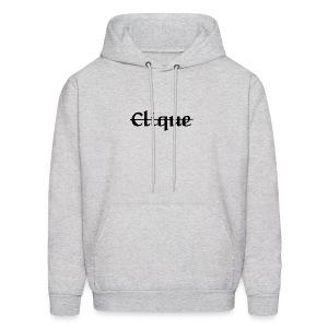 Clique OG Logo - Men's Hoodie