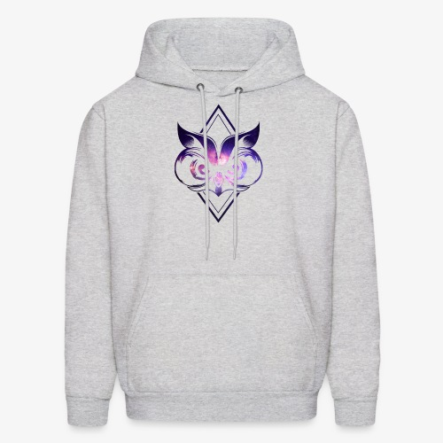 Galaxy Owl Men and Women Cool T-shirt - Men's Hoodie