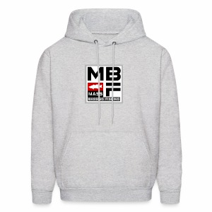Mass Bassing Fishing - Men's Hoodie