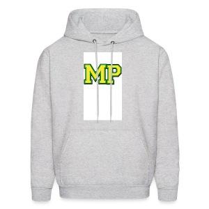Mp Matthew playz logo long sleeve - Men's Hoodie