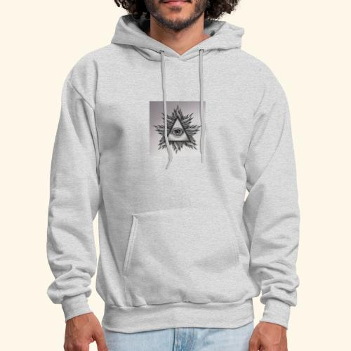 The all-seeing eye - Men's Hoodie