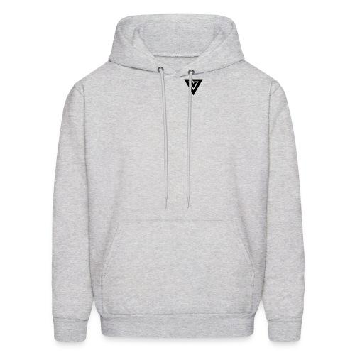 Viibe Logo Black - Men's Hoodie