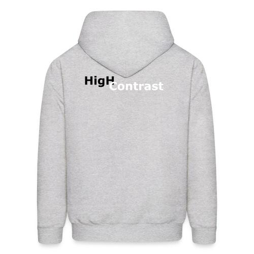 High Contrast - Men's Hoodie