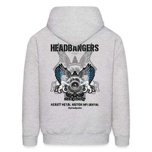 We, The HeadBangers - Men's Hoodie