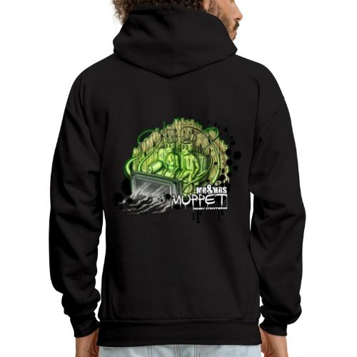 mr & mrs muppet - Men's Hoodie