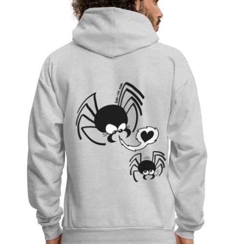 Dangerous Spider Love - Men's Hoodie