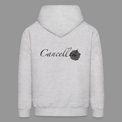 Cancelled - Men's Hoodie