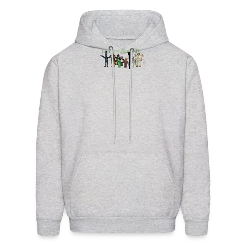 CaptainMinecraft - Men's Hoodie
