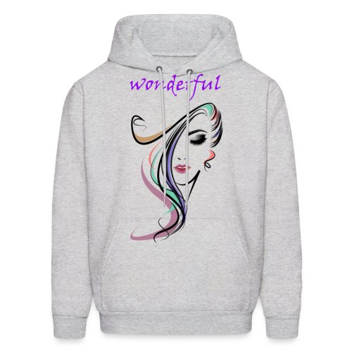 WONDERFUL - Men's Hoodie