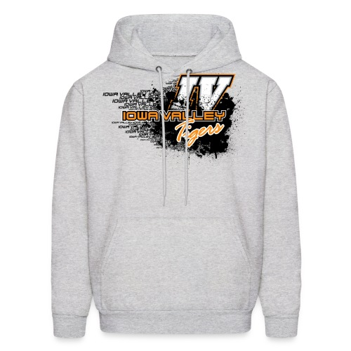 IV Grunge Design - Men's Hoodie
