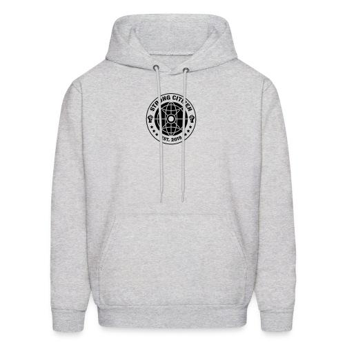 Strong Citizen Logo - Men's Hoodie
