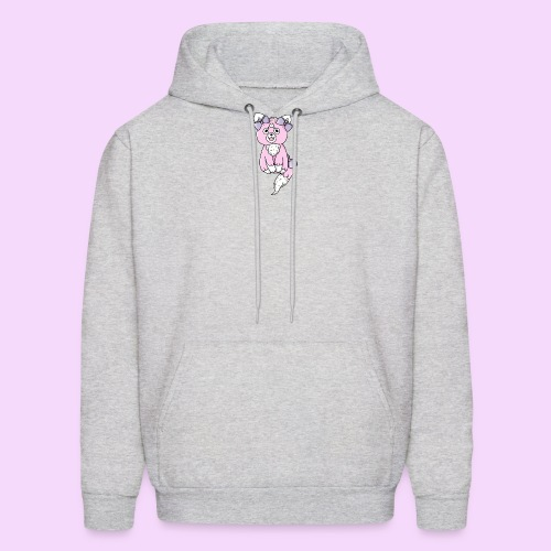 Lolipup Pack: Strawberry Pup! - Men's Hoodie