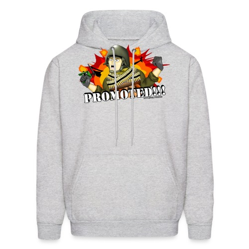 Promoted! Hank & Jed - Men's Hoodie