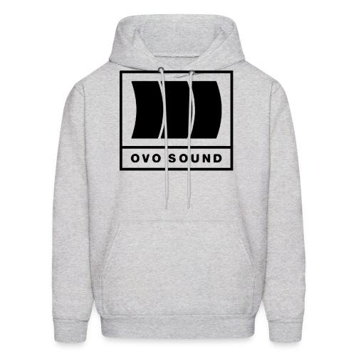 OVOSoundBlack copy - Men's Hoodie