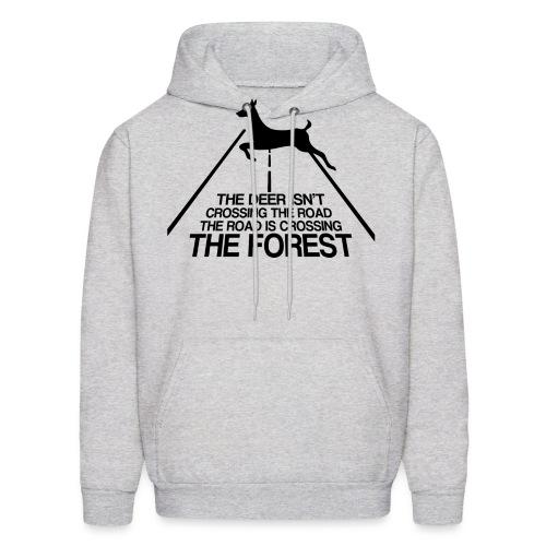 Deer's forest - Men's Hoodie