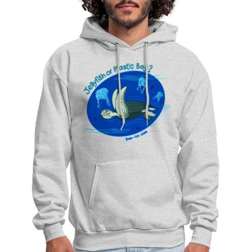 Jellyfish or Plastic Bag? - Men's Hoodie