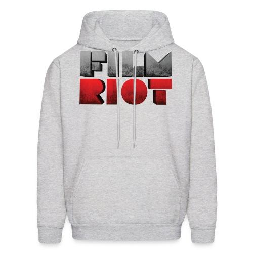 Film Riot Logo - Men's Hoodie