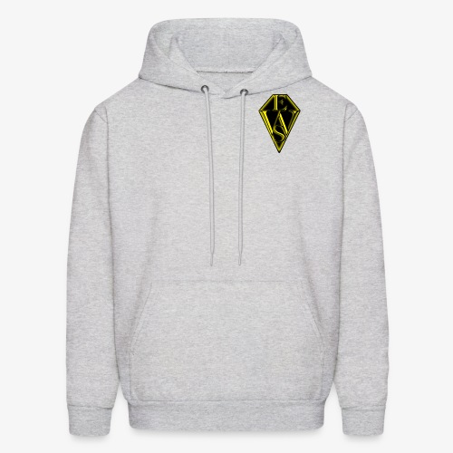E Waste Solutions Logo 3 - Men's Hoodie