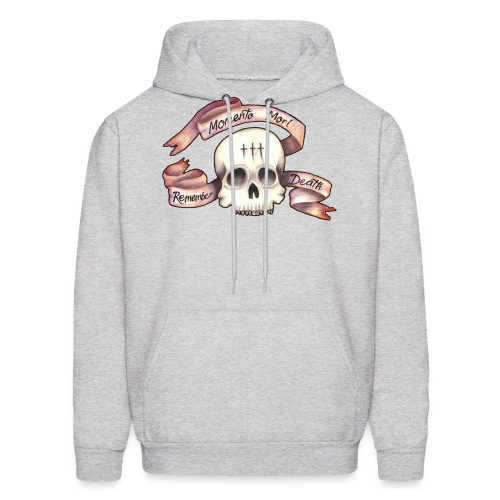 Momento Mori - Remember Death - Men's Hoodie