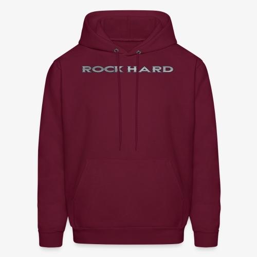 ROCK HARD - Men's Hoodie