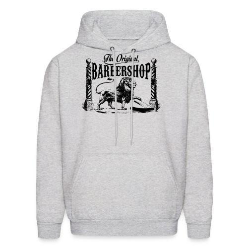 The Original Barbershop - Men's Hoodie
