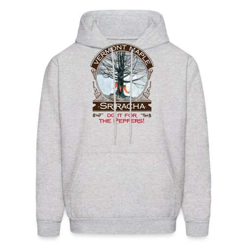 Vermont Maple Sriracha - Men's Hoodie